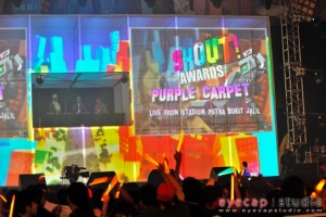 Shout Awards 2010 – Event Photography Malaysia