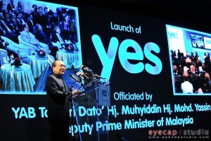 Yes! 4G launch by YTL – Event Photography Service