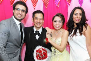 Photo Booth Rental – Eric & Amy Wedding Dinner