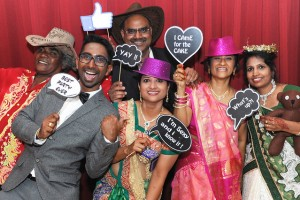 Photo Booth Rental – Turesh & Saamalla Wedding Dinner