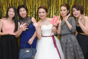 Photo Booth Rental – Fun & Trace Wedding Dinner