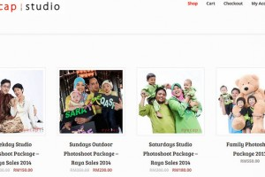 Hari Raya Promotion 2014: Professional Outdoor or Studio Photography Service